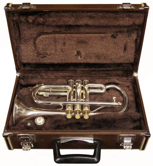 Second Hand Yamaha 2610S Soprano Cornet