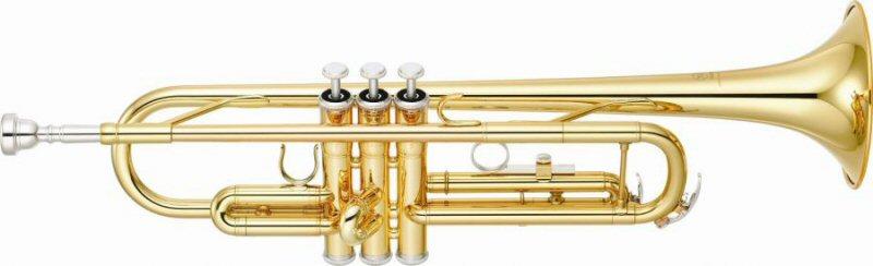Yamaha 3335 Trumpet