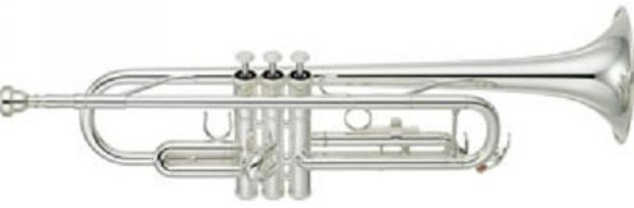 Yamaha 3335S Trumpet