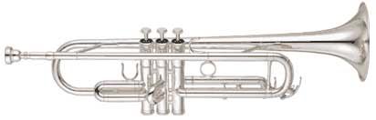 Yamaha 4335GSII Trumpet