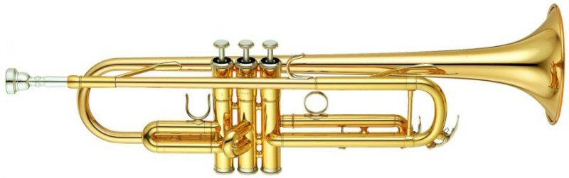 Yamaha 5335G Trumpet
