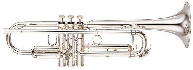 Yamaha 5335GS Trumpet