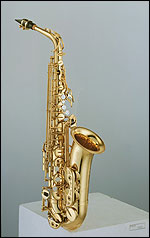 Yamaha 62 Alto Sax