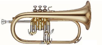 Yamaha 631G Maestro Flugel Horn