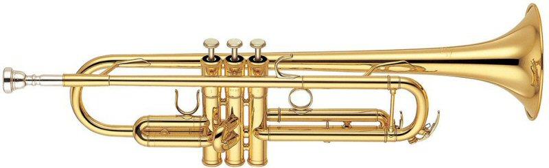 Yamaha 6335 Trumpet YTR-6335II