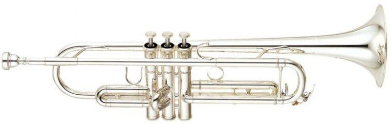 Yamaha 6335S Trumpet