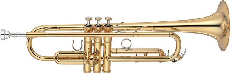 Yamaha 8310Z Trumpet