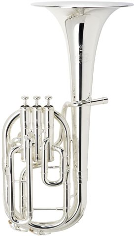 Yamaha Marching Euphonium Weight