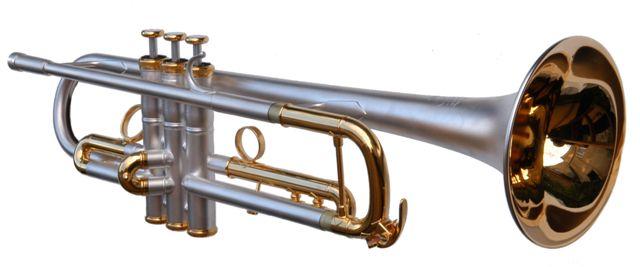 Used Yamaha Trumpet