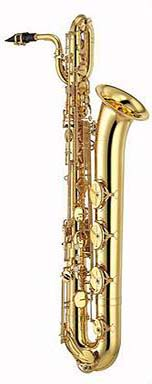 Yamaha 32 Baritone Sax. Yamaha´s 32 series saxes offer professional qualities at an intermediate price. Much of their design is based upon the more expensive Pro and Custom saxes, and they share many of the same features. The Yamaha 32 series Baritone sax delivers outstanding response, tone, intonation, as well as a comfortable playability