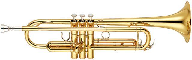 Yamaha 6335J Trumpet James Morrison Model