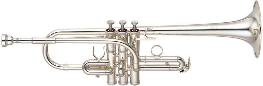 Yamaha E Flat Trumpet