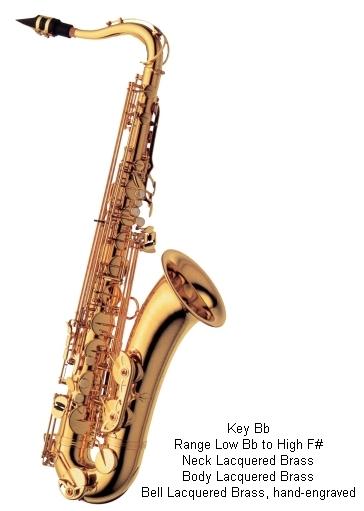 Sax Shaped Trumpets
