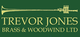 Trevor Jones Brass and Woodwind logo