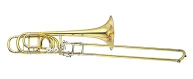 Yamaha 613h bass trombone ybl 613h for Yamaha trombones for sale