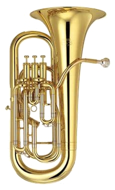 Yamaha 642 Euphonium YEP-642UK